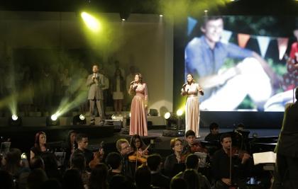 Teatro Positivo recebe neste domingo o Musical Herói da Fé