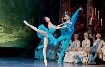 """Kiev Ballet apresenta """"O Lago dos Cisnes"""" e """"A Bela Adormecida"""" no Guairão"""
