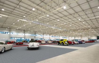 Exposição de Carros e Encontro de  Clubes e Colecionadores acontece no Expo Renault Barigui