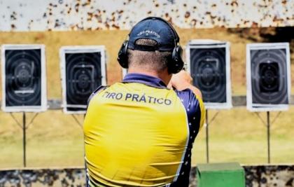 Brasileiro de Tiro Prático reúne cerca de 350 competidores no Santa Mônica