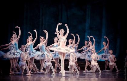 Kiev Ballet se apresenta nesta quarta-feira no Teatro Guaíra
