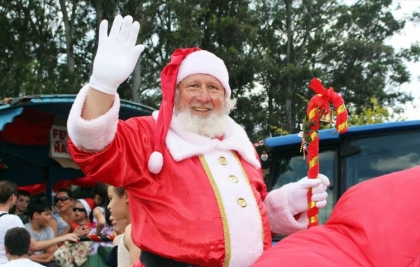 Santa Mônica promove Festa de Natal
