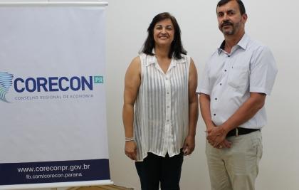 Carlos Magno Bittencourt é o novo presidente do CORECONPR