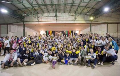 Um dos mais tradicionais CTGs do Brasil o Querência Santa Mônica comemora 30 anos