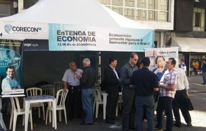 CoreconPR promove série de atividades neste mês de agosto em comemoração ao Dia do Economista