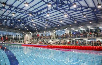 Campeonato Estadual Masters de Natação acontece no Santa Mônica
