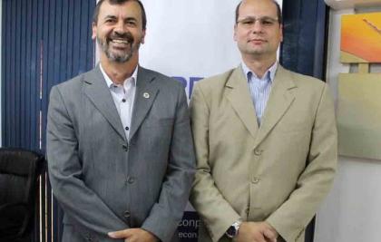 Carlos Magno Bittencourt é reeleito presidente do CoreconPR